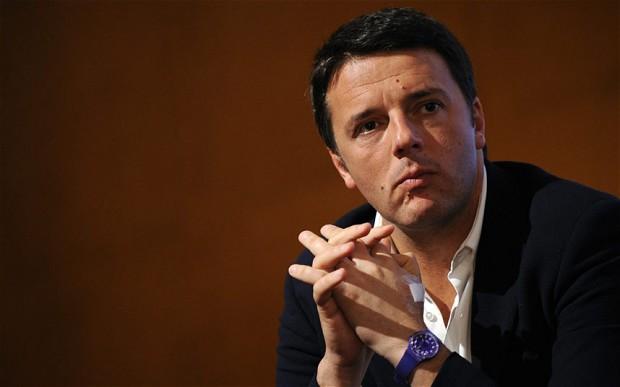 マテオ・レンジ(Matteo Renzi)イタリア首相