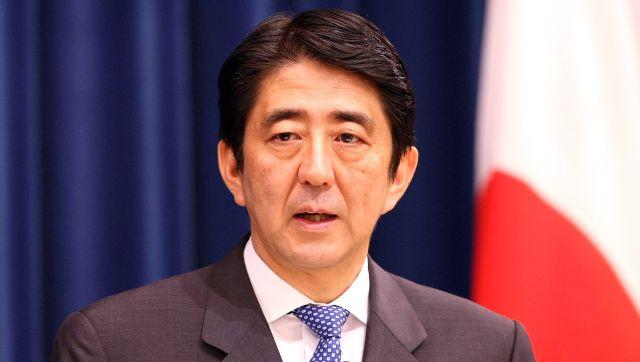 日本人PM安倍晋三