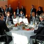 ベルリン会合、米国、英国、フランス、イタリア、スペインが首脳会議に出席