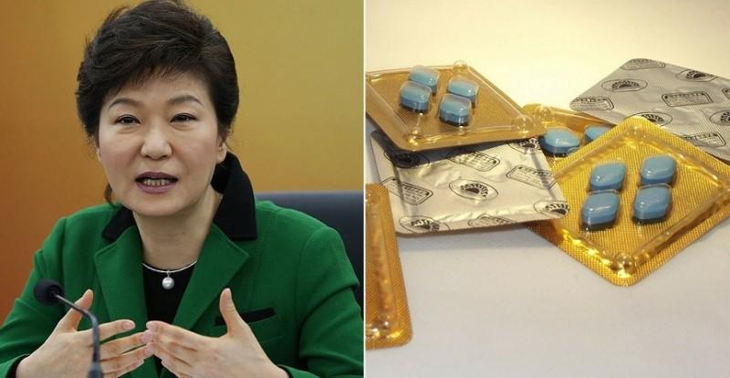 ビアグラスキャンダル:韓国大統領が別のスキャンダルに直面