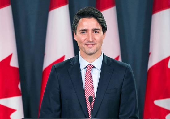 カナダ総理大臣Trudeau justin