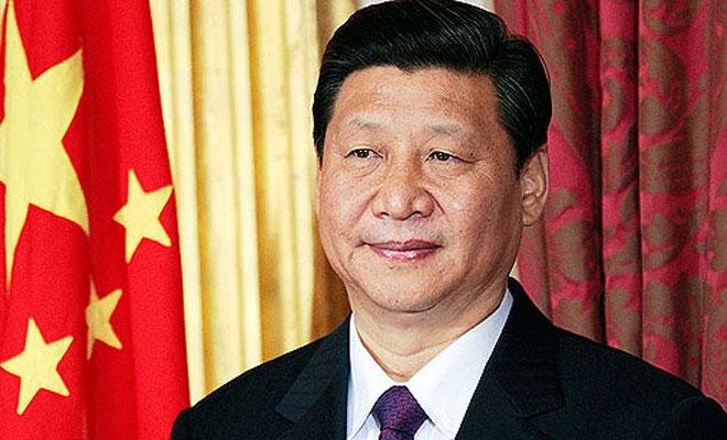 中国の大統領西平京