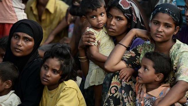 ミャンマー北部で進行中の暴力行為のために、約3000人の人々が中国を逃れました