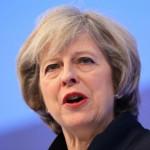 イギリス大統領テレサ・メイ