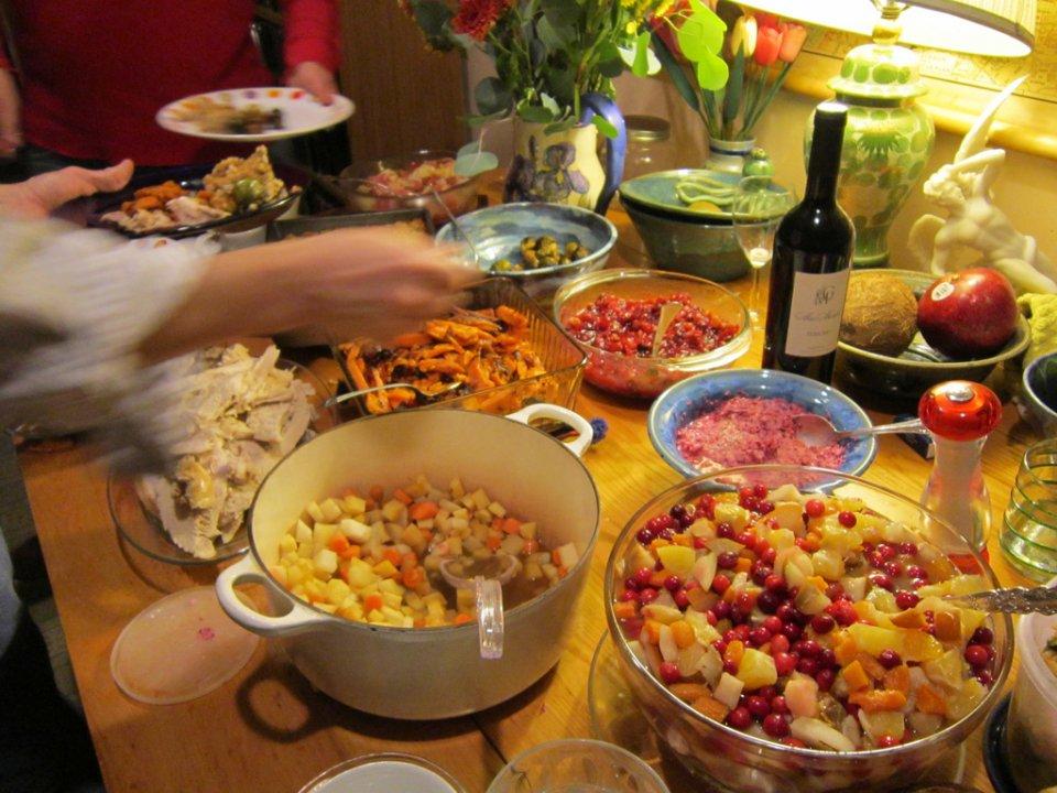 エストニアは年の最後の日ではなく、2回ではなく、7から12回食べる。