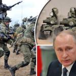 バルト諸国のリトアニア、エストニア、ラトビア、ロシア、米国の攻撃は、特別な作戦を展開している