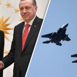 イギリス、トルコ空軍戦闘機の準備に役立つ