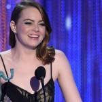 بہترین اداکارہ کا ایوارڈ لا لا لینڈ کے لیے ایما سٹون جیتنے میں کامیاب ہو گئیں