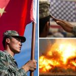 中国の軍隊はリーダーシップから来ているそれは今米国との戦争になっている