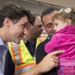 カナダの首相ジャスティンtrduのannunksはmgrant労働者への亡命を許可します