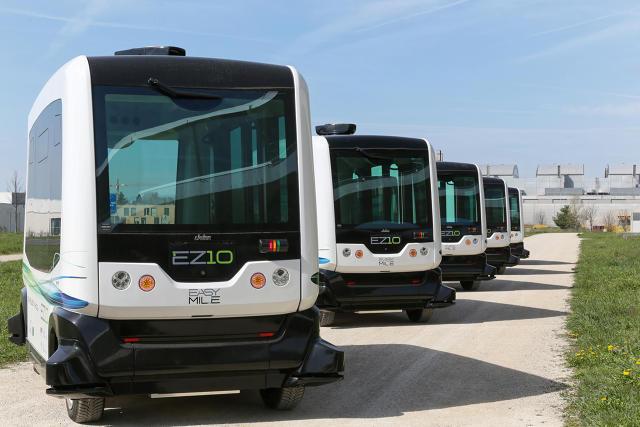 (EZ10)バス