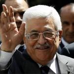 パレスチナ自治政府のマフムード・アッバス大統領