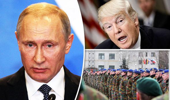 ロシアの秘密ミサイル設置は、新大統領ドナルド・トランプの外交政策の主要なテストとなっている