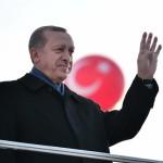 トルコ大統領Recep Tayyip Erdogan