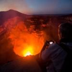 ニカラグアのマサヤ火山