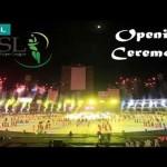ドバイで開かれたパキスタンスーパーリーグの開会式の第2版