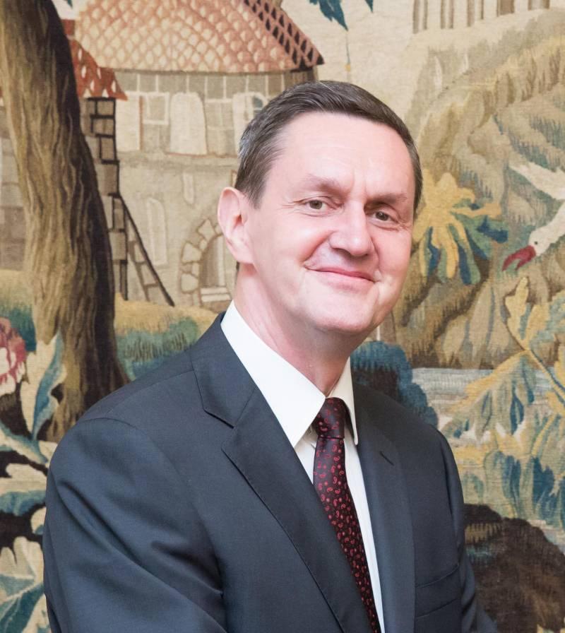 パキスタンのポーランド大使、Piotr A. Opalinski