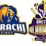 クエッタ・グラディエーターズ対カラチ・キングスは今日のPSL今日の試合にマッチする