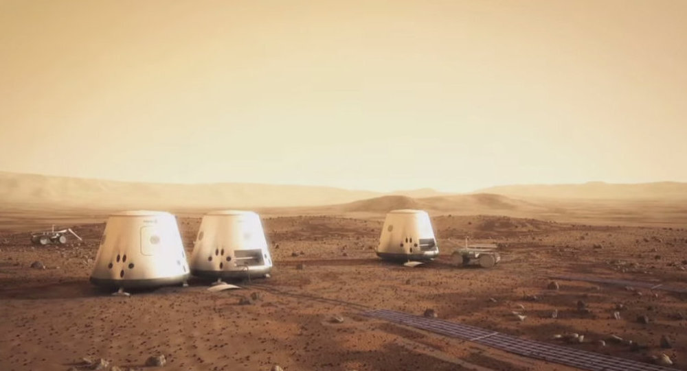 Emiratiのエンジニアチーム、火星に都市を住むことを構想する科学者と研究者のグループ