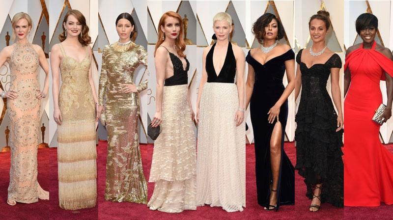 ハリウッドで最大かつ最も有名な賞は、89th Oscar