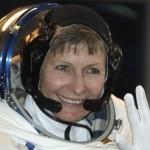 米国の女性宇宙飛行士ペギー・ホワイツン
