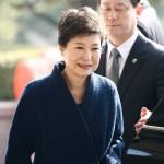 韓国の朴槿恵(パク・グンヘ)大統領