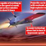 ロシアで最も危険なジルコン極超音速巡航ミサイル