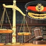 2年間の軍事裁判所を延長するため