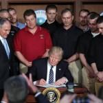トランプはオバマ環境保護法を廃止した