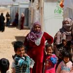 シリア難民の数は500万人を超えている