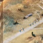 SU-24爆撃機は、現場を通した電子妨害機兵器を使用している
