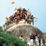 Babri Masjidは1992年12月6日に解体された