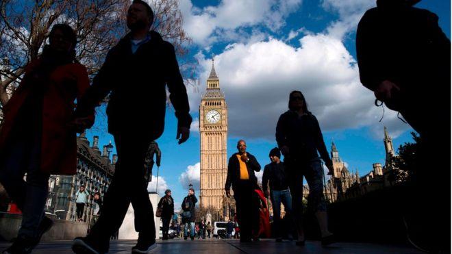 イギリスの総選挙は6月8日に開催される