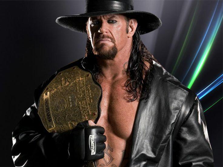 伝説のレスラーThe Undertaker