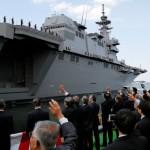 日本最大級の戦艦出雲