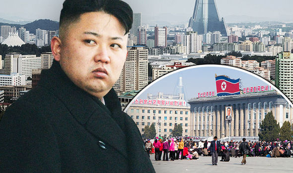 中国は国民に北朝鮮を離れるよう命令した