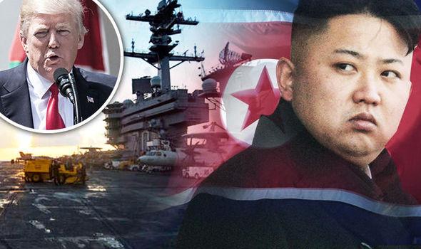 北朝鮮は、米国、韓国への依存を終わらせることを要求している