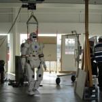 ヴァルキリーという名前の6フィート2インチの高さのロボット
