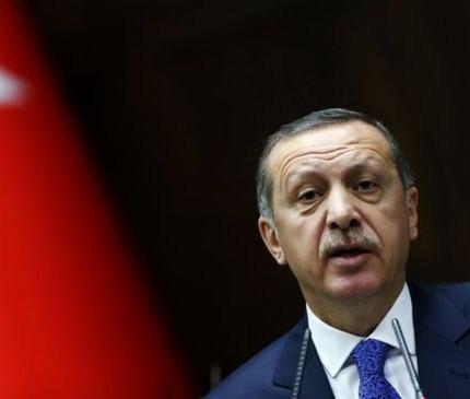 トルコ大統領エルドガン