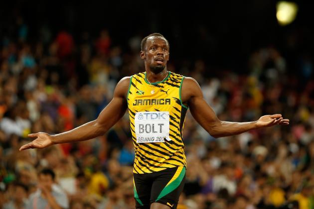 Usainボルト、世界最速の男