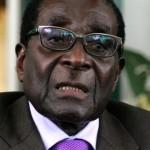 93歳のジンバブエ大統領、ロバート・ムガベ