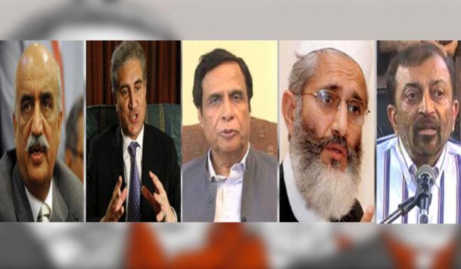 パキスタンのグローバルな状況における政治的シナリオ