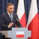 ポーランド大統領、アンドレ・デュダ