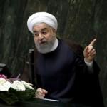 イランのハッサン・ロハニ大統領