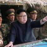 北朝鮮の金正日(キム・ジョンウン)最高司令官