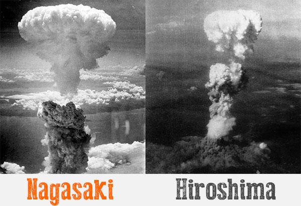 広島と長崎に対する原爆投下は、1945年8月6日