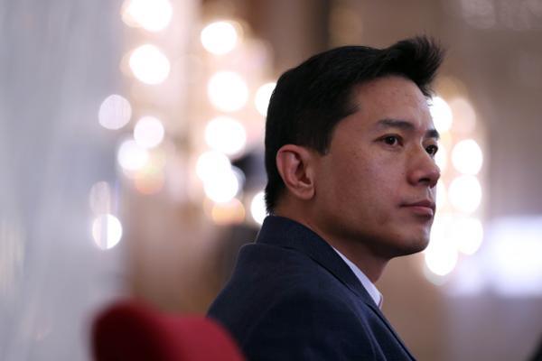 馬Huateng中国Tencent会社の会長