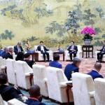 北京で行われたパレスチナ人とソロモン諸島のメンバー国会総会の要請は、