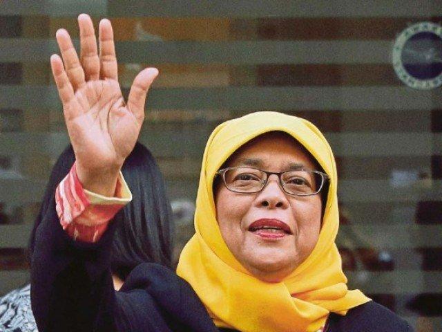 ハミラ・ヤコブシンガポール初代女性会長