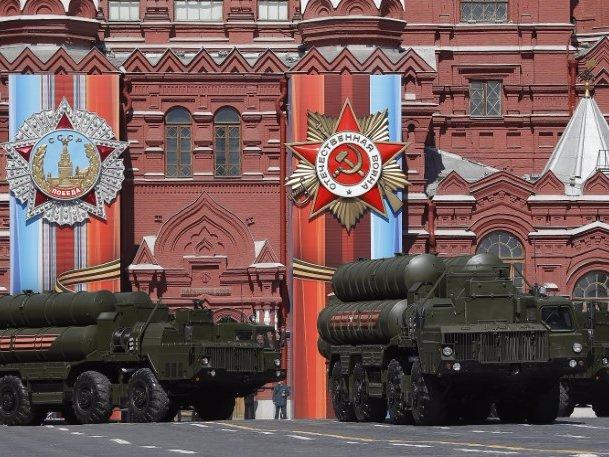 ロシアのS 400ミサイル防衛システム